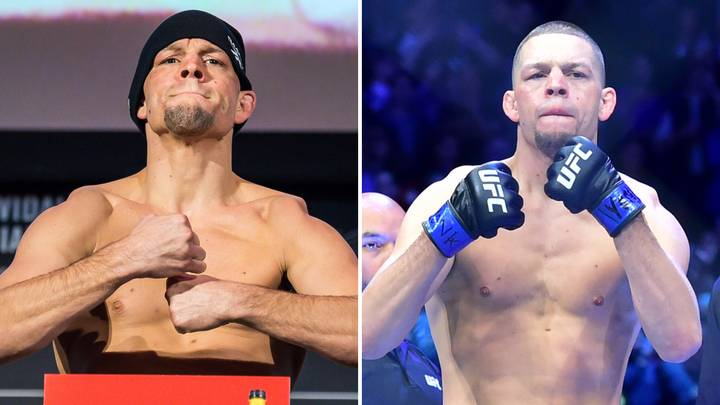 MMA Star Nate Diaz's UFC Career Earnings Have Been Revealed