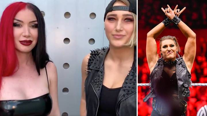 Rhea Ripley Wants Ash Costello And New Years Day To Perform Her WWE Entrance Live
