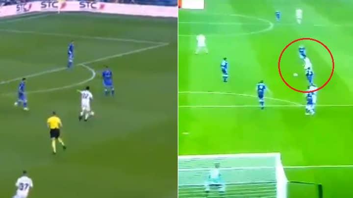 Isco Scores Stunning 25-Yard Goal For Real Madrid, Santiago Solari Applauds Him