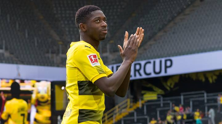 Borussia Dortmund Eye Up Potential Replacement For Ousmane Dembele