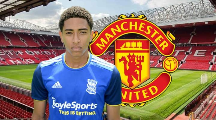 Man United Launch £30m Bid For Birmingham's 16-Year-Old Midfielder Jude Bellingham