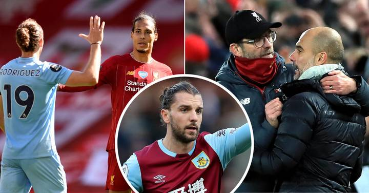 Jay Rodriguez: Guardiola Above Klopp, Ronaldo Over Messi And The Best Non-League Baller
