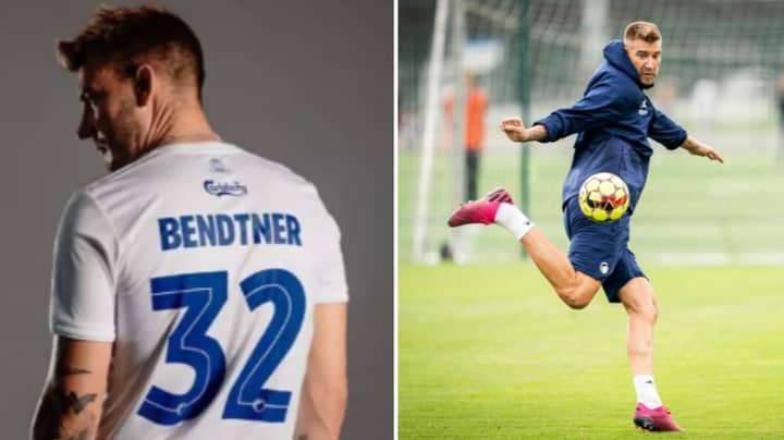 Nicklas Bendtner's Copenhagen Debut Set To Be Played Behind Closed Doors