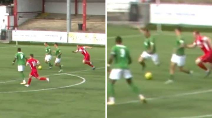 Referee Awards Outrageous Penalty That Knocks Non-League Underdogs Out Of The FA Cup