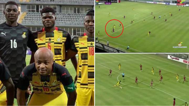Arsenal Fans Are Seriously Excited After Seeing Thomas Partey's Performance For Ghana