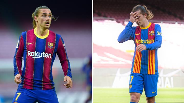Antoine Griezmann Wasn't Told About Transfer Negotiations Between Barcelona And Atletico Madrid
