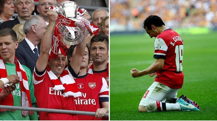 Arsenal Exploring Ways To Give Santi Cazorla One Final Send-Off