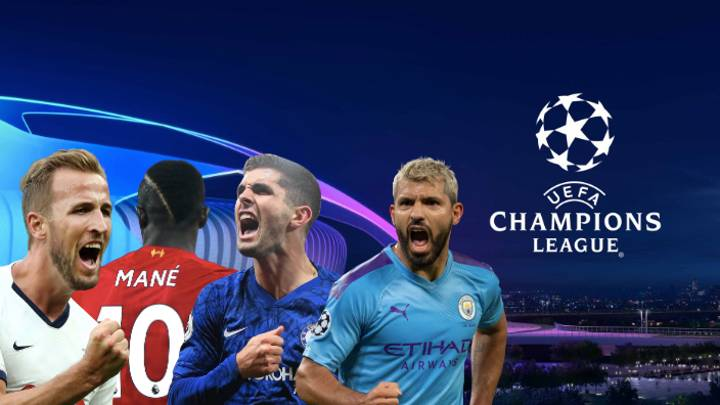 Champions League Draw For Last 16 Is Made As All Four English Teams Discover Their Fate