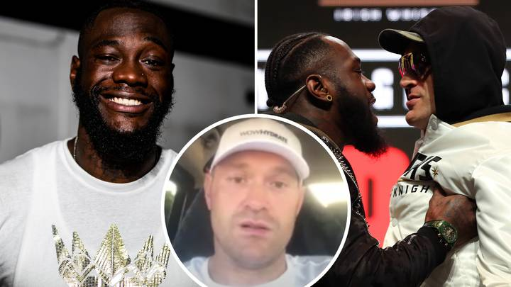 Tyson Fury Snubs Anthony Joshua As He Claims Only ONE Other Heavyweight Could Beat Deontay Wilder