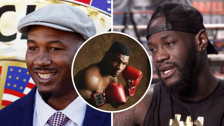 Lennox Lewis Puts Down Deontay Wilder's Claims He Could Knockout Mike Tyson