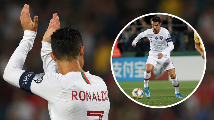 Cristiano Ronaldo Becomes The First Player To Score Against 40 Different Countries