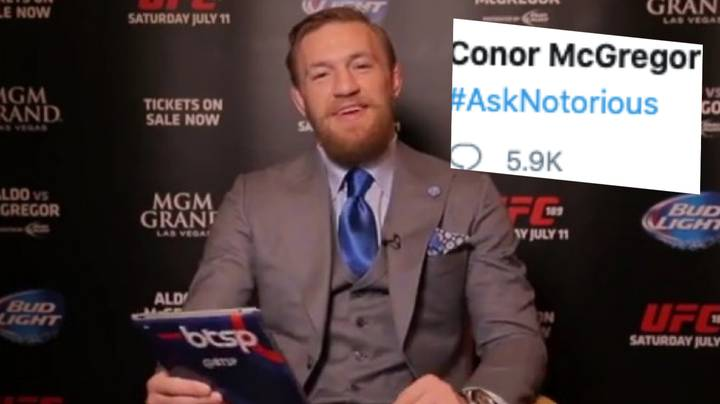 Conor McGregor Answers Questions About Khabib Nurmagomedov, Nate Diaz And Lightweight Division In Twitter Q&A