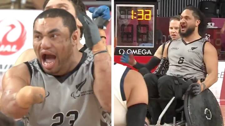 New Zealand Perform Spine-Tingling Haka In Beautiful Paralympic Moment