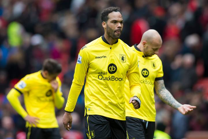 Joleon Lescott Makes Ridiculous Comment After Aston Villa Are Relegated