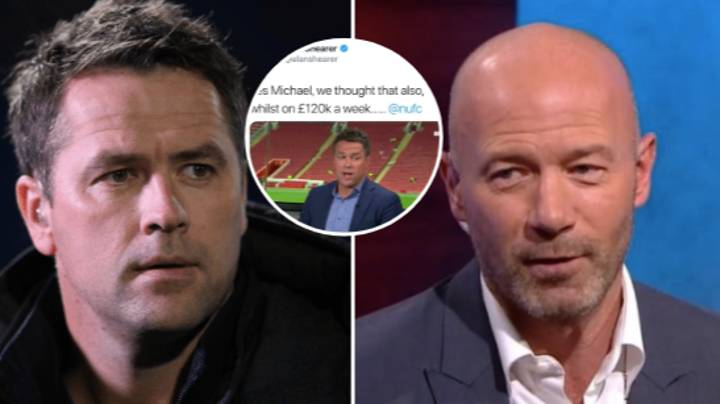 Michael Owen And Alan Shearer Get Into Twitter Feud Over Newcastle United Comments