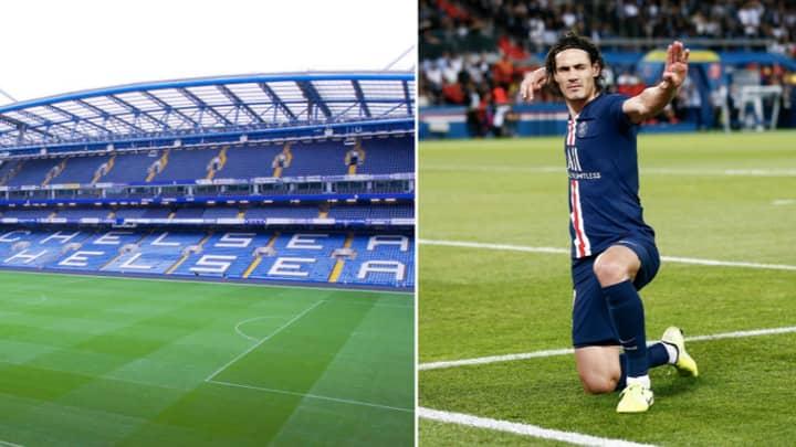 Chelsea Make Offer To Loan Edinson Cavani From PSG