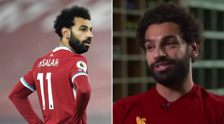 Mohamed Salah Refuses To Rule Out Barcelona Or Real Madrid Transfer