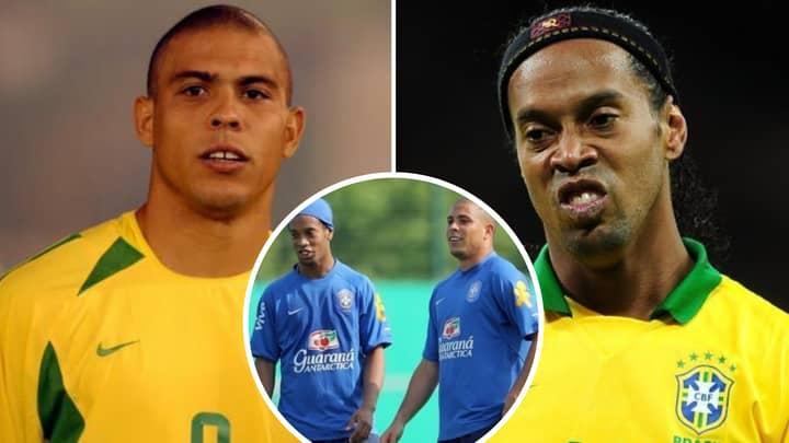 Ronaldinho And Ronaldo Both Name Same Football Legend As Toughest Opponent They Faced