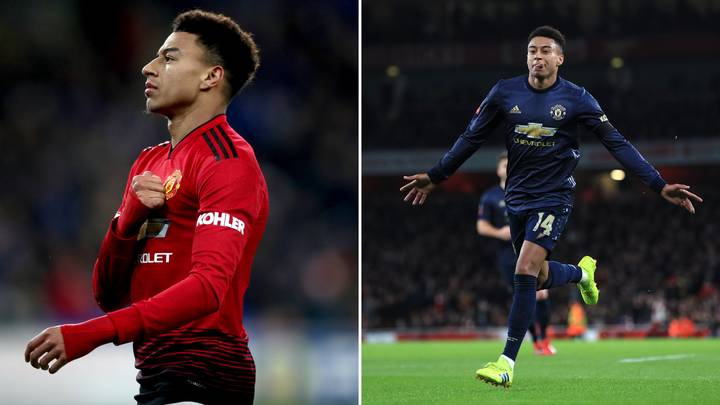 Jesse Lingard To Be Given New £130,000 A Week Deal By Manchester United