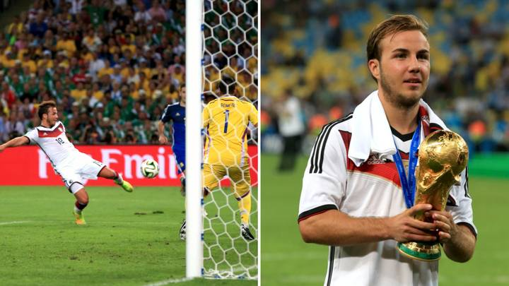 Mario Gotze Has His Say On Germany World Cup Squad Snub