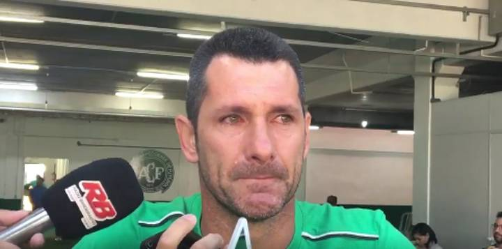 Chapecoense Goalkeeper Nivaldo Announces Immediate Retirement From Football
