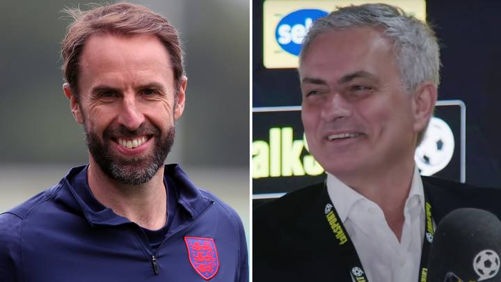 Jose Mourinho Insists Gareth Southgate Should 'Change Three Of Four Players' For England's Huge Clash With Ukraine