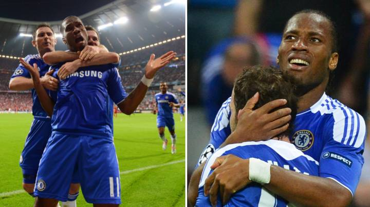 Didier Drogba Tells The Real Story Behind Chelsea's 2012 Champions League Win