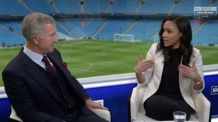 Graeme Souness Criticised After Rudely Interrupting Pundit Alex Scott