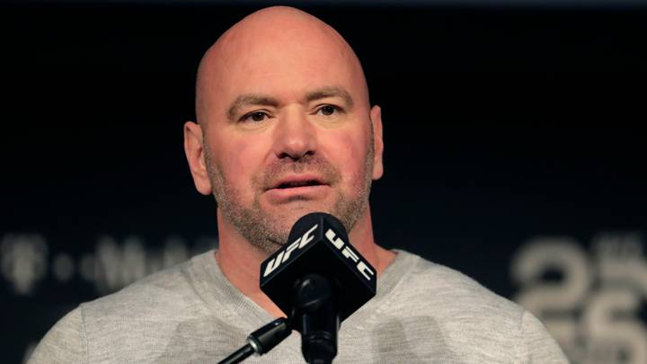 Dana White Unhappy With The Media For Leaking UFC Super-Fight Before Announcement
