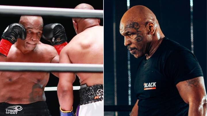 Mike Tyson Confirms Second Comeback Fight - Date And Location Set