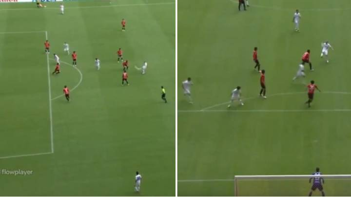 Watch: Andres Iniesta Assists Luka Podolski With The Most Glorious Scoop Pass