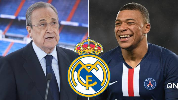 Florentino Perez Breaks Silence Over Real Madrid's Potential Summer Move For Kylian Mbappe