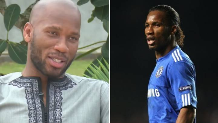 Chelsea Legend Didier Drogba Names The Best Defender He's Ever Faced