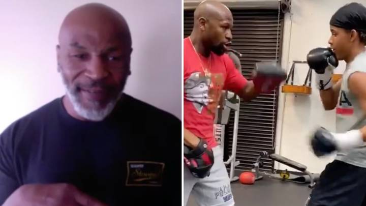 Mike Tyson Gives Honest Verdict On Whether Floyd Mayweather Will Succeed As A Boxing Trainer