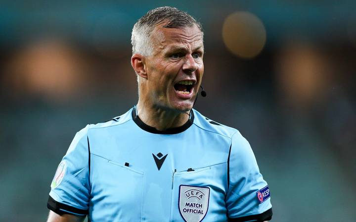 England Vs Italy Referee: Who Are Officials For Euro 2020 Final?