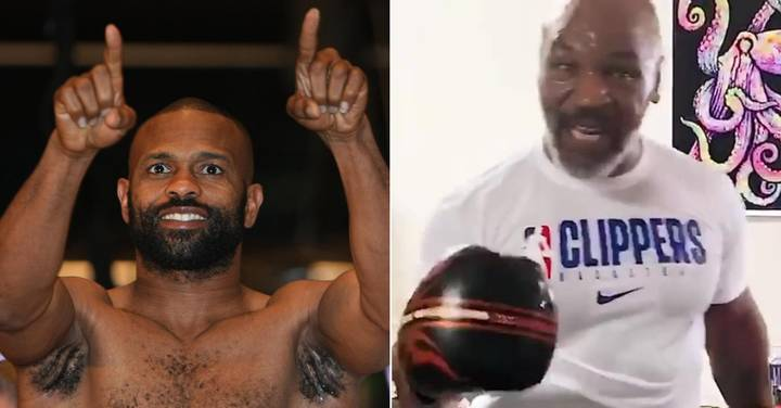 Roy Jones Says He'd Come Out Of Retirement To Fight 'Legend' Mike Tyson