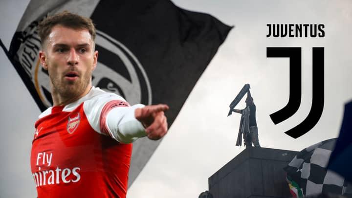 Arsenal Star Aaron Ramsey To Pocket £300,000 Per Week At Juventus