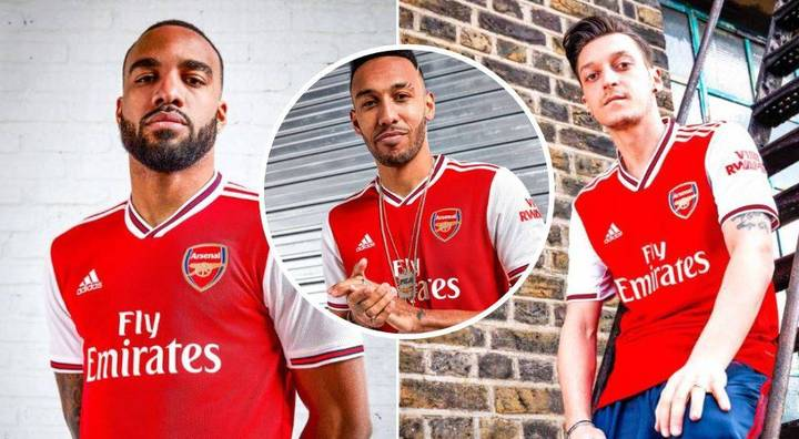 Arsenal Have Dropped Their Gorgeous New Adidas Home Kit For The 2019-20 Season