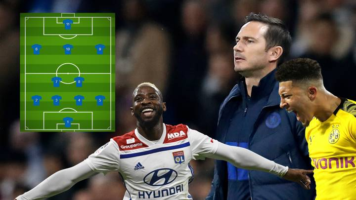 Chelsea's Potential Lineup Next Season Could Be Absolutely Terrifying