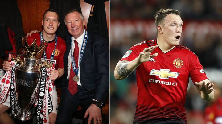 Sir Alex Once Said Phil Jones Could Become Man Utd's Greatest Ever Player