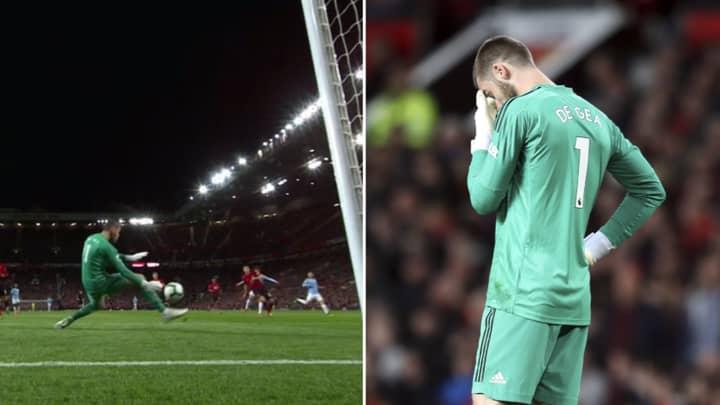 Sky Sports Reveal David De Gea's Statistics Compared To Last Season