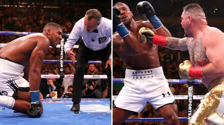 Anthony Joshua's Trainer Rob McCracken Warned About 'Potentially Fatal Injury' After His Concussion Admission