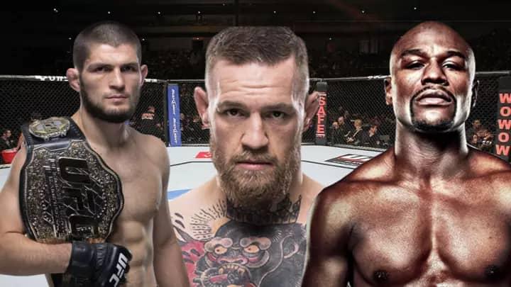 Dana White Dreams Of Conor McGregor Vs Mayweather II And Conor Vs Khabib II