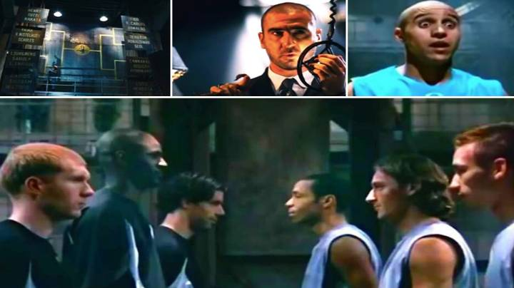 Nike's 'Secret Tournament' Advert In The Cage Had Legends Left, Right And Centre