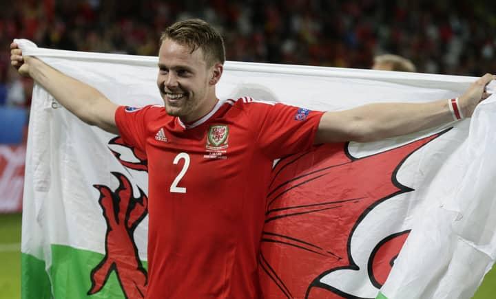 Wales' Chris Gunter Is Facing A Major Dilemma Next Week