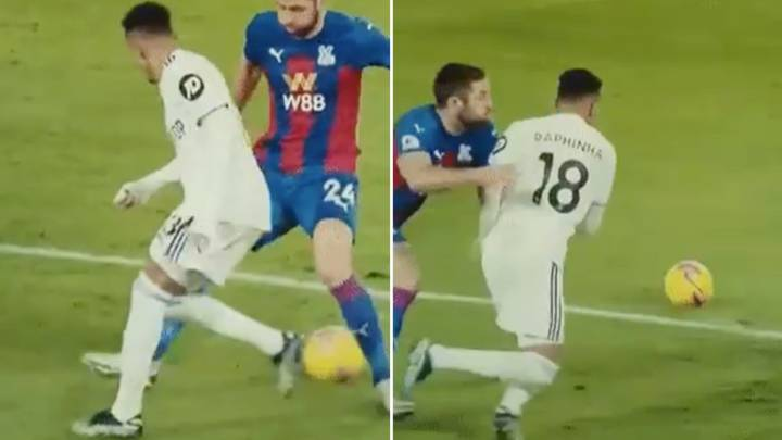 Raphinha's Outrageous Nutmeg On Gary Cahill Should Genuinely Be Illegal