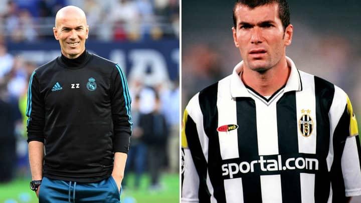 Zinedine Zidane Drops His Biggest Hint Yet Of Returning To Juventus