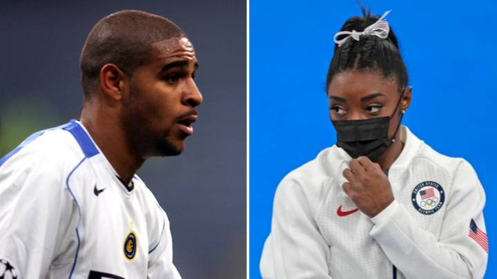 """""""I Know Exactly What You Are Going Through""""- Adriano Sends Message Of Support To US Gymnast Simone Biles"""