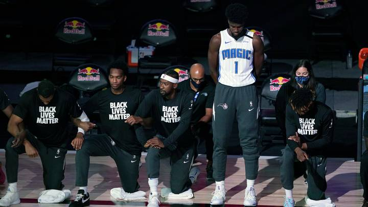 Jonathan Isaac's Reasons For Not Taking A Knee During The National Anthem Have Been Revealed