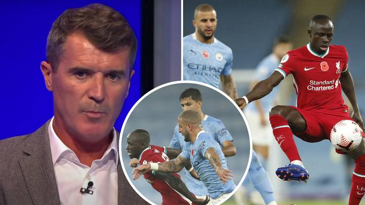 Manchester City Reportedly Complain To Sky Sports After Roy Keane Called Kyle Walker An 'Idiot'